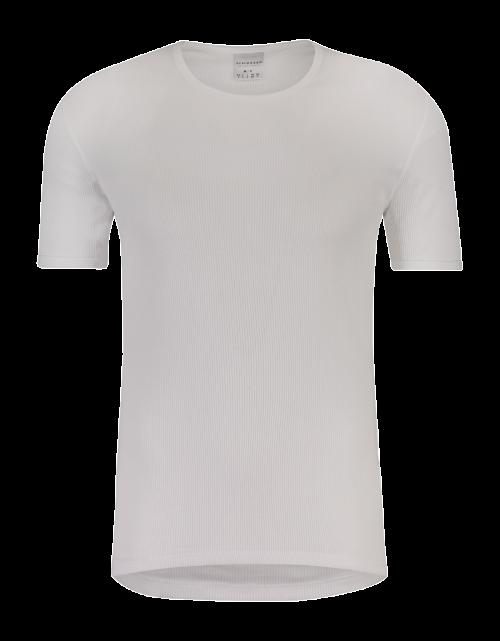 Schiesser T-Shirt Doppelripp