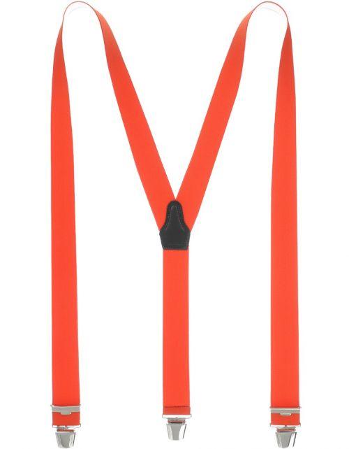 Elastische Bretels met Clips