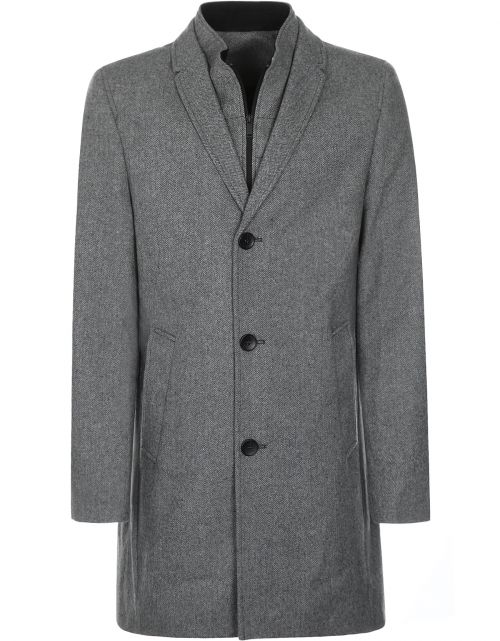 Wolmix Coat Hans