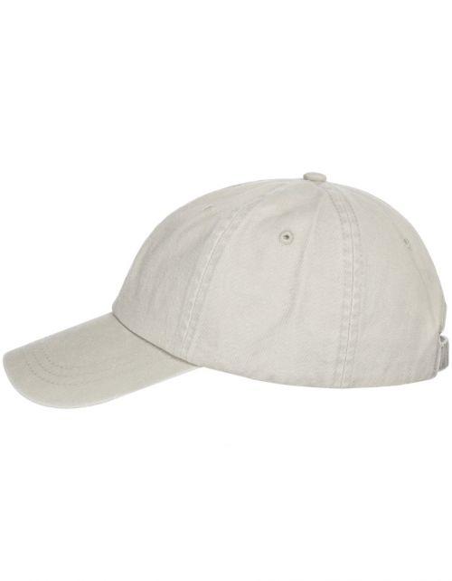 Baseball Cap Katoen Beige