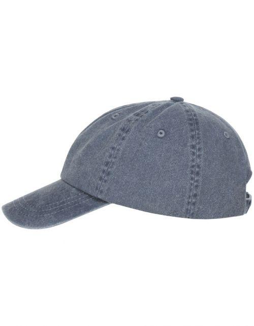 Baseball Cap Katoen Navy