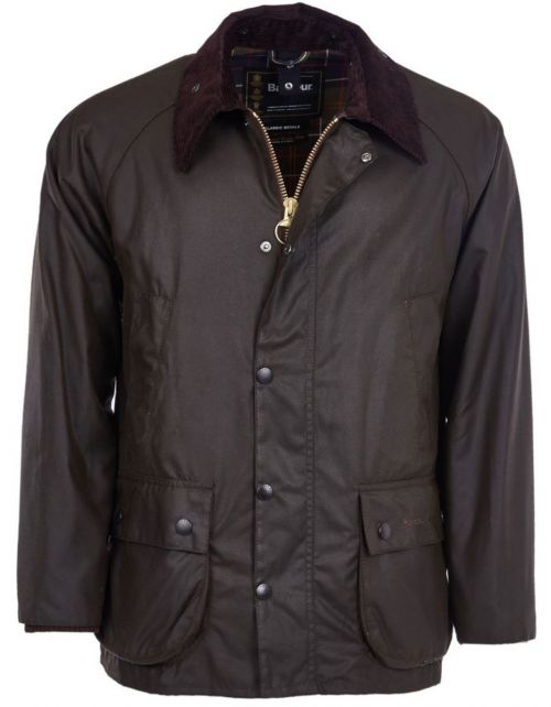 Barbour Waxjas Bedale Olive Green