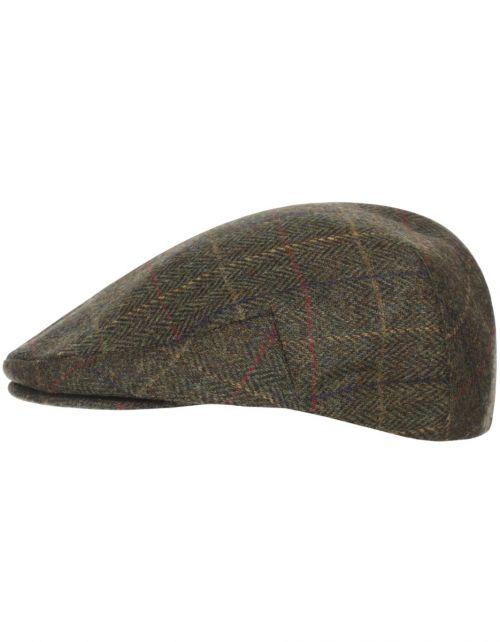 Klassieke Tweed Cap