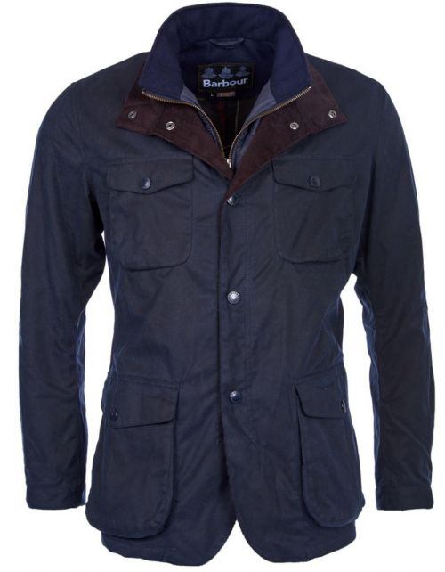 Barbour Jack Ogston Wax