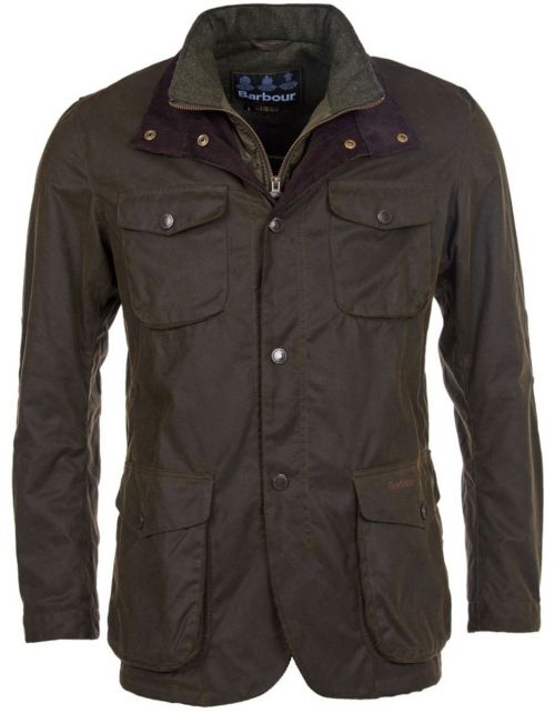 Barbour Waxjas Ogston
