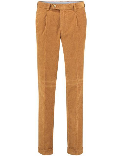 Corduroy pantalon smalle rib