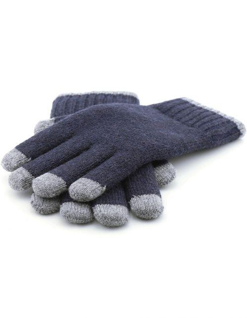 Handschoen Wolmix