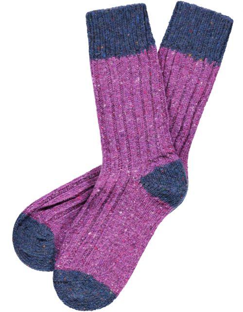 BC Flecks Sock (5680)