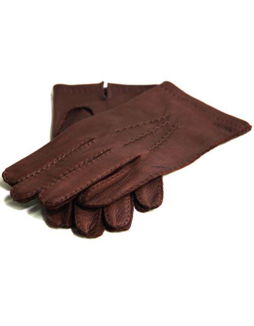 Handschoen Ongevoerd