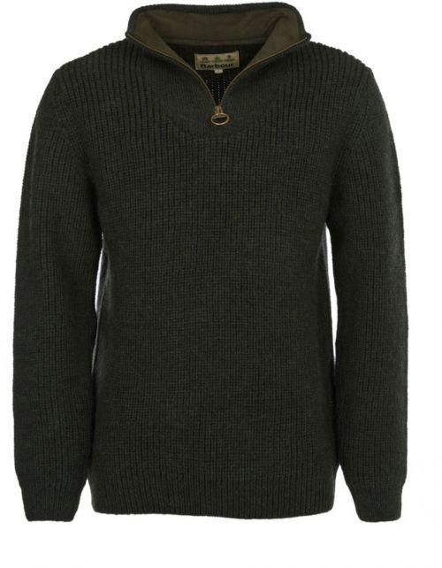 Barbour New Tyne Half zip Pullover