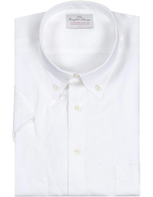 EH Linnen Shirt Korte Mouw