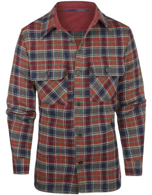 Tweed Overshirt