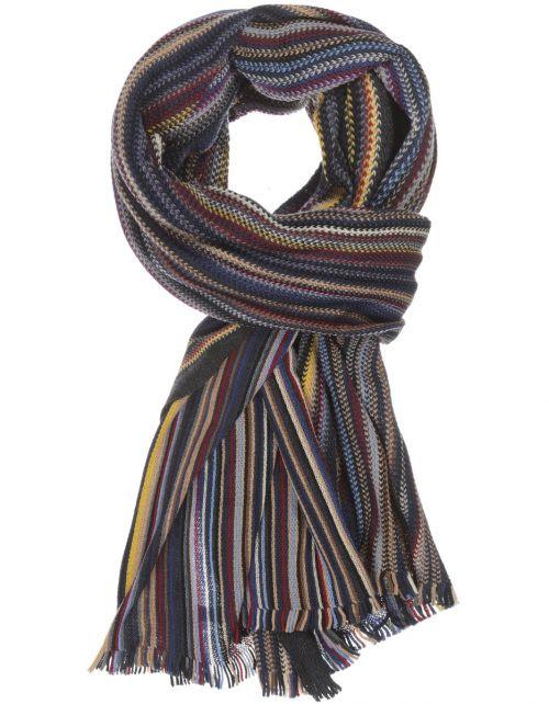 Sjaal gebreid 60X200 cm