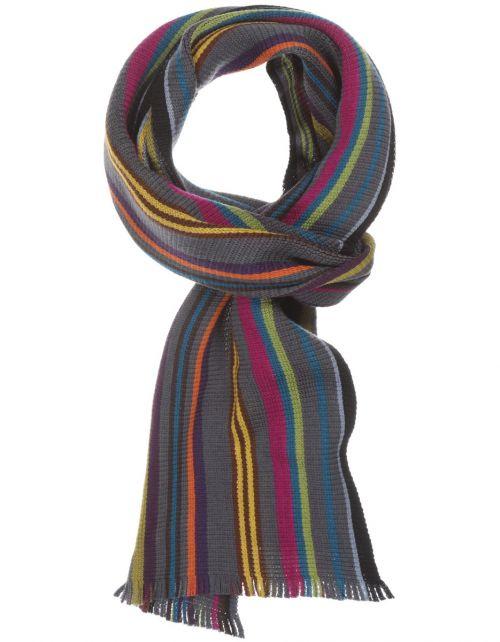 Gebreide Wollen Sjaal