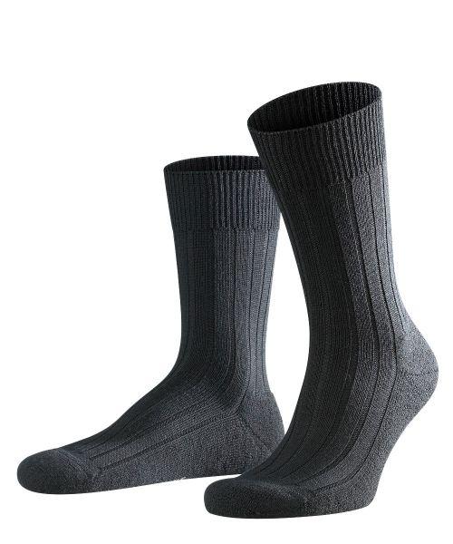 Sok Teppich im Schuh 14402 (Zwart)