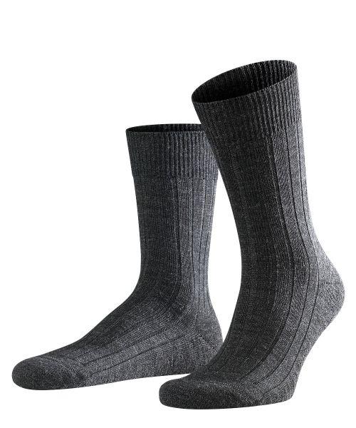 Sok Teppich im Schuh 14402 (Antraciet Grijs)