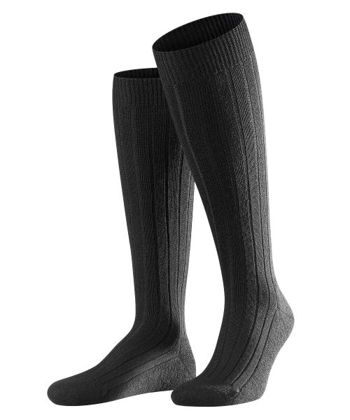 Kous Teppich im Schuh 15410 (Zwart)