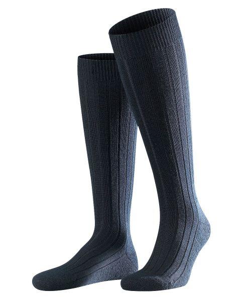Kous Teppich im Schuh 15410 (Navy Blauw)