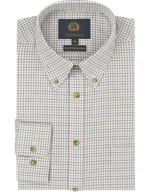 Viyella Shirt Button Down