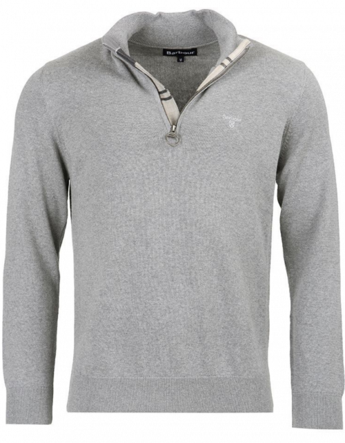 Half Zip Cotton
