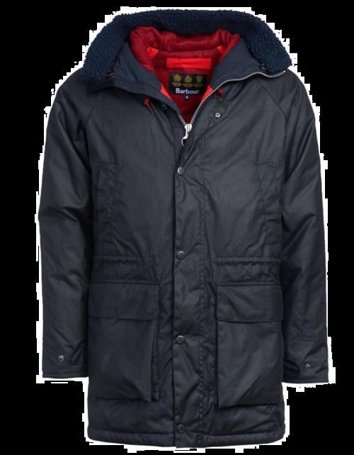 Barbour North Sea Parka Wax Jacket